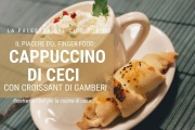 Finger food: Cappuccino salato
