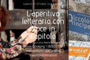 L'APERITIVO LETTERARIO CON VOCE IN CAPITOLO