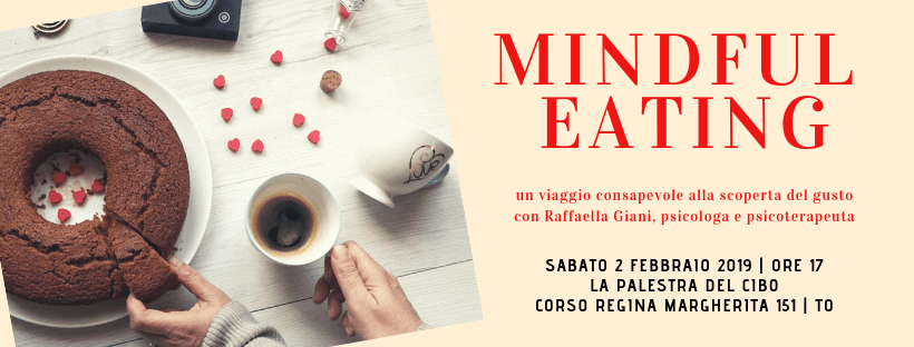 mindful eating CORSO GRATUITO