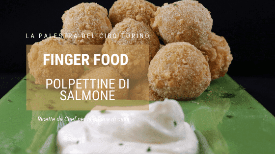 ricetta polpette salmone e grissini