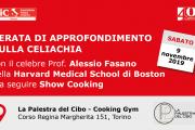 Senza glutine: La Palestra del cibo ospita il Professor Fasano