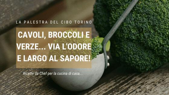 Cavoli, broccoli e verze