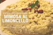 8 MARZO FESTA DELLA DONNA LA TORTA MIMOSA